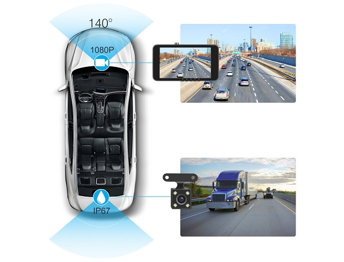 camaras de seguridad para carros
